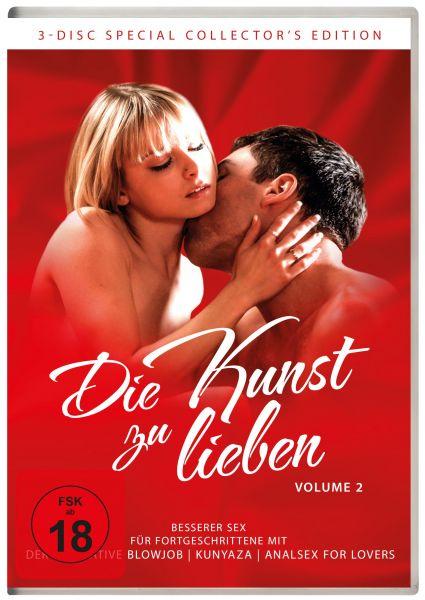 Die Kunst zu lieben - Vol. 2 - Besserer Sex! Für Fortgeschrittene