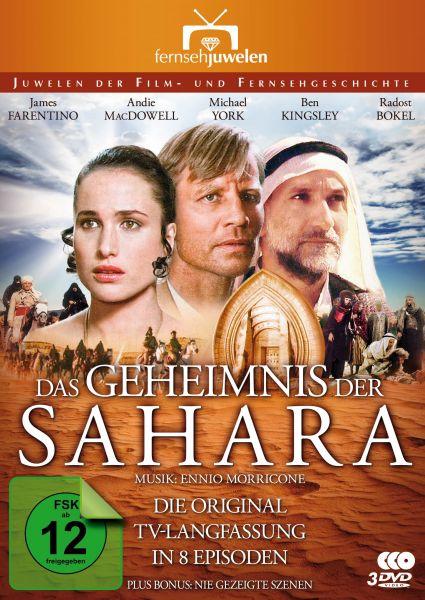 Das Geheimnis der Sahara - Episode 1 - 8