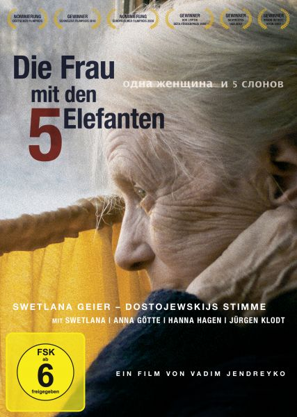 Die Frau mit den 5 Elefanten