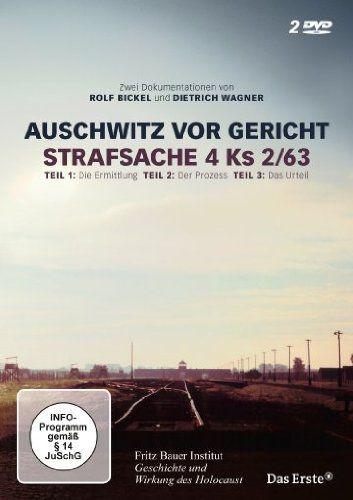Auschwitz vor Gericht - Strafsache 4 Ks 2/63