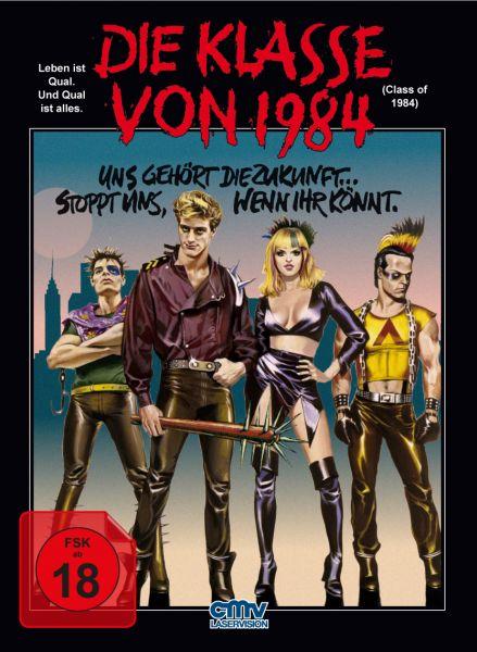 Die Klasse von 1984 (uncut) (lim. Mediabook)