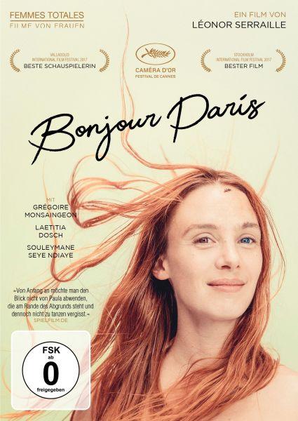 Bonjour Paris (Jeune femme)