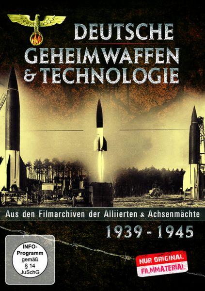 Deutsche Geheimwaffen & Technologie