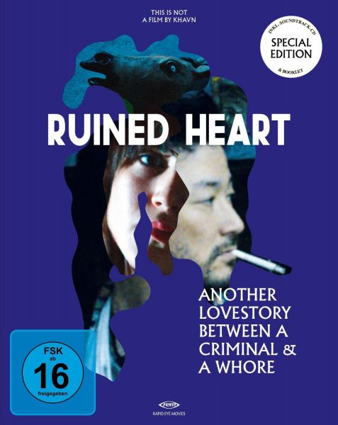 Ruined Heart: Another Lovestory Between a Criminal and a Whore (Blu-ray Special Edition)