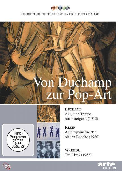 Von Duchamp zur Pop Art: Duchamp / Klein / Warhol (Neuauflage)