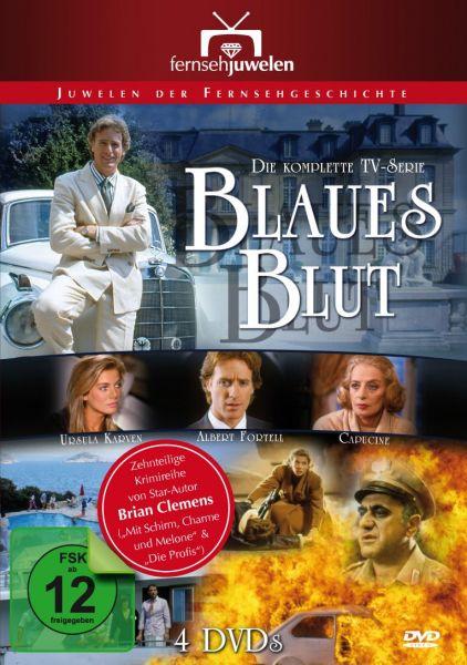 Blaues Blut - Die komplette Serie - Fernsehjuwelen