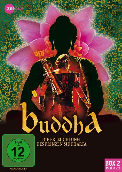 Buddha - Die Erleuchtung des Prinzen Siddharta (Box 2) (Folge 12-22)