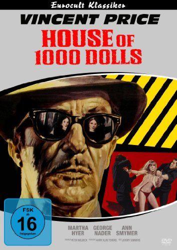Das Haus der tausend Freuden (House of 1.000 Dolls) - mit Vincent Price