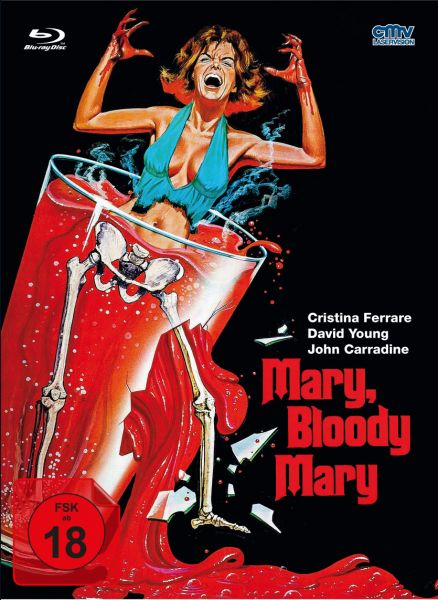 Mary, Bloody Mary (Blu-ray + DVD) (Mediabook)