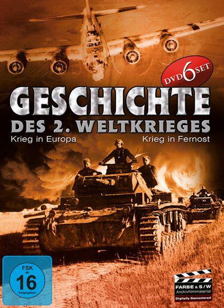 Geschichte des 2. Weltkriegs