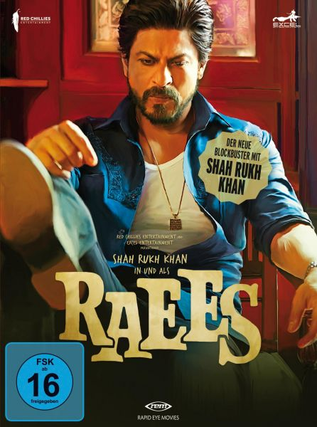 Raees (2 Disc Special Edition)