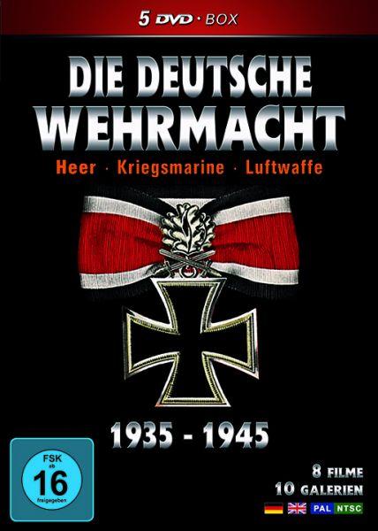 Die Deutsche Wehrmacht 1935-1945