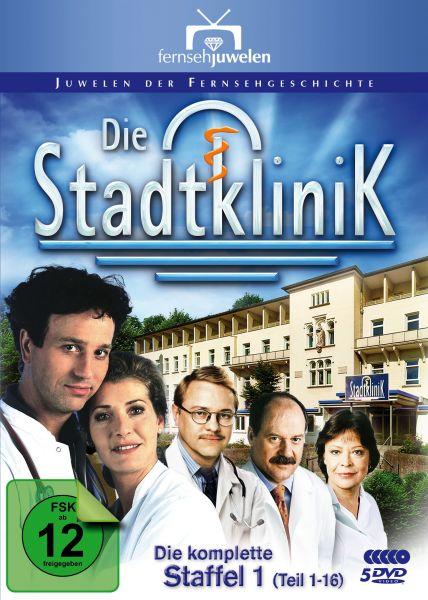 Die Stadtklinik - Die komplette 1. Staffel - Fernsehjuwelen