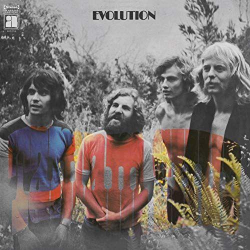 Tamam Shud - Evolution (LP)