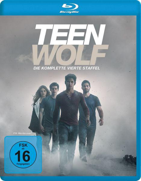 Teen Wolf - Staffel 4 (Softbox)