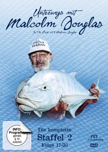 Unterwegs mit Malcolm Douglas - Staffel 2 (In The Bush With Malcolm Douglas)