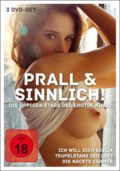 Prall und sinnlich - Die üppigen Stars des Erotik-Kinos