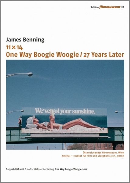 11x14 / One Way Boogie Woogie / 27 Years Later