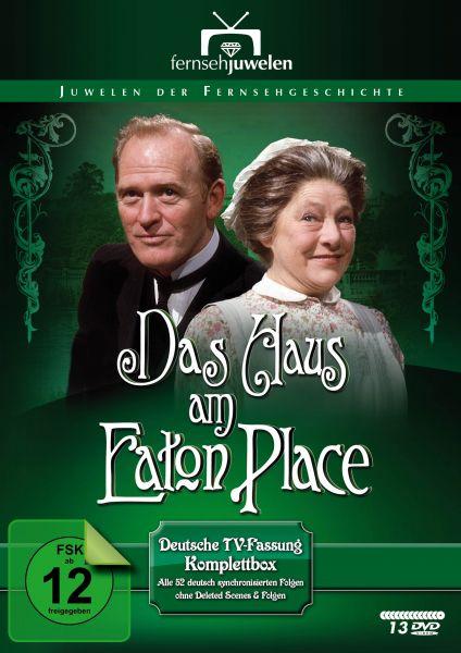 Das Haus am Eaton Place - Deutsche Fassung Komplettbox