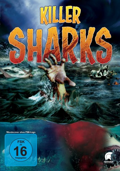 Killer Sharks (uncut)