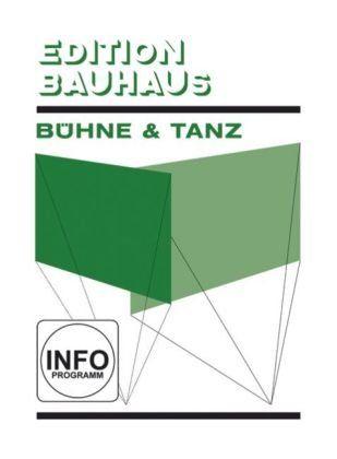 bauhaus bühne & tanz 1 - Oskar Schlemmer