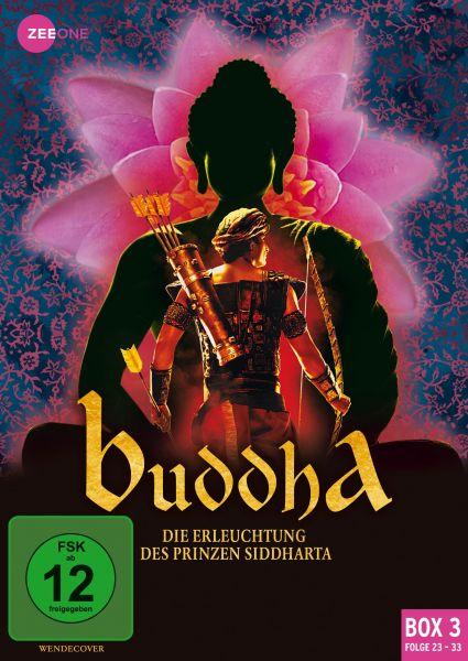 Buddha - Die Erleuchtung des Prinzen Siddharta (Box 3) (Folge 23-33)