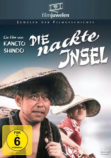 Die nackte Insel (DEFA Filmjuwelen)