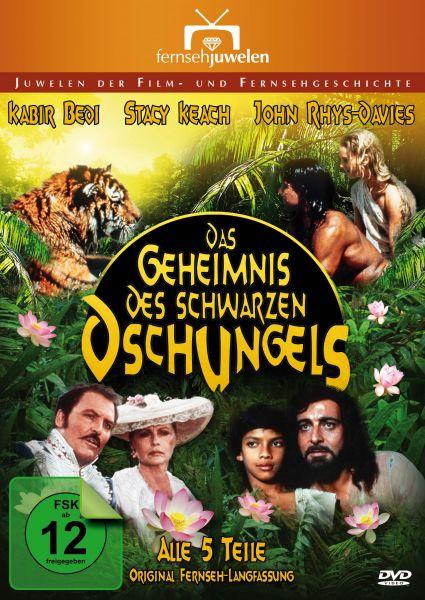 Das Geheimnis des schwarzen Dschungels - Episoden 1-5