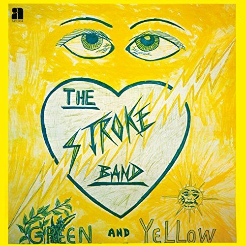 Stroke Band, The - Green and Yellow (LP)