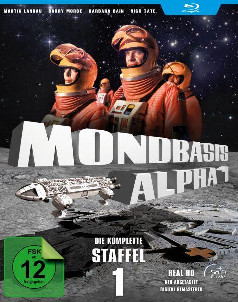 Mondbasis Alpha 1 - Extended Version HD - Staffel 1 (Real HD / Neuabtastung)
