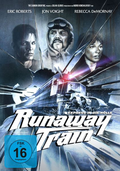 Express in die Hölle - Runaway Train (2-Disc Limited Collector's Edition Mediabook) (Cover B)
