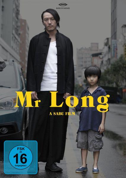 Mr. Long (Auf 500 Stück limitierte Special Edition + Soundtrack-CD & Booklet)