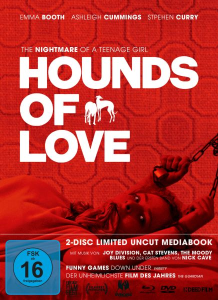 Hounds of Love - 2-Disc Limited Mediabook