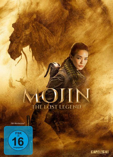 Mojin - The Lost Legend (limitierte Edition mit O-Card, Cover B)