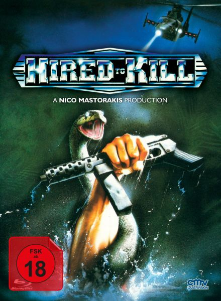 Hired to Kill (Mediabook) - Uncut