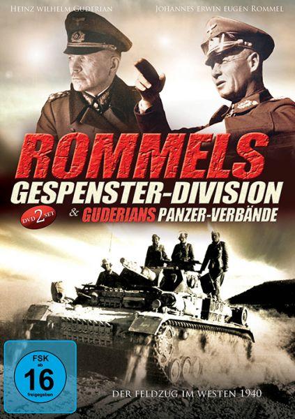 Rommels Gespenster-Divisionen & Guderians Panzer-Verbände