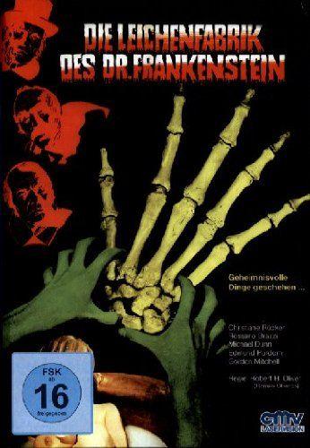 Die Leichenfabrik des Dr. Frankenstein