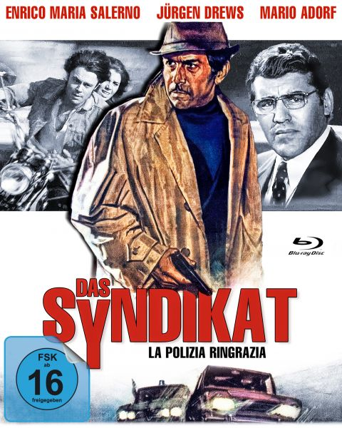 Das Syndikat - Limited Collector's Edition (Blu-ray + 2 DVDs)