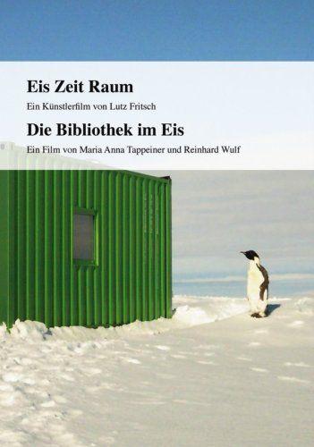 Eis Zeit Raum & Bibliothek im Eis