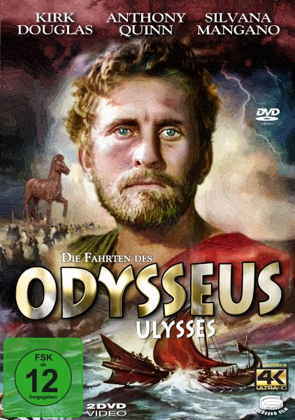 Die Fahrten des Odysseus (Ulysses) (verbesserte Neuauflage)