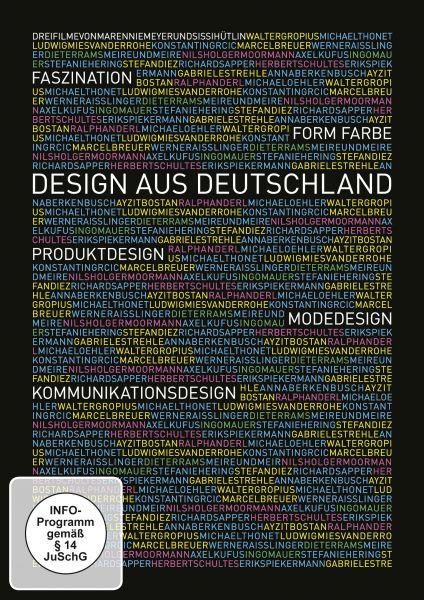 Faszination Form Farbe - Design aus Deutschland