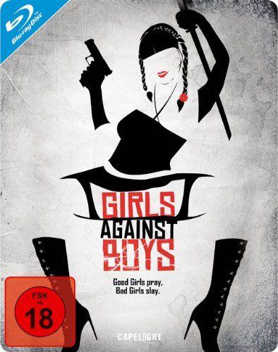 Girls Against Boys (Limited SteelBook)