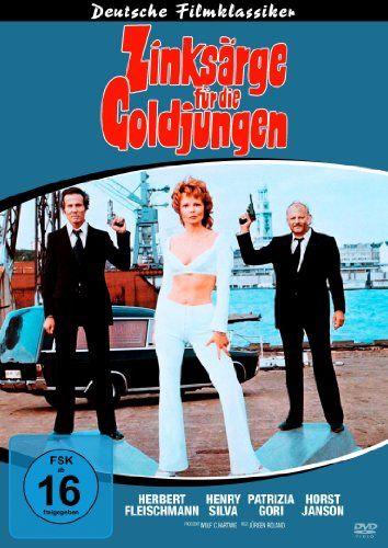 Zinksärge für die Goldjungen (Deutsche Filmklassiker Vol. 4)