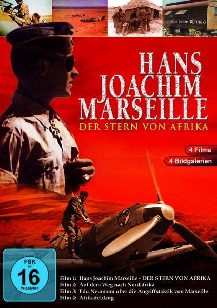 Hans Joachim Marseille - Der Stern von Afrika