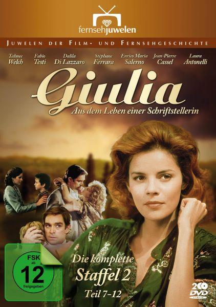 Giulia - Aus dem Leben einer Schriftstellerin (Zweite Staffel)
